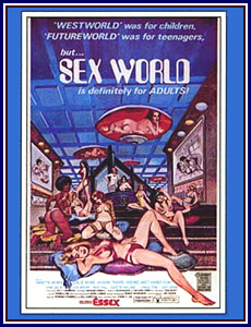 Sex World Porn DVD