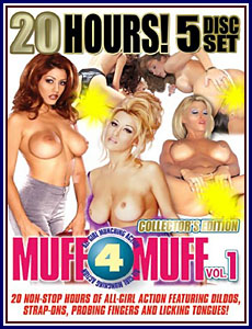 20 Hours Muff 4 Muff Porn DVD