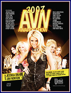 2007 AVN Award Show Porn DVD