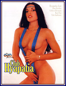 Club Hyapatia Porn DVD