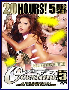 20 Hours of Overtime 3 Porn DVD