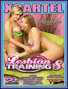 Lesbian Training 8 Porn DVD