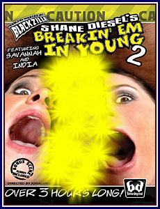 Breakin'Em In Young 2 Porn DVD