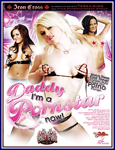 Daddy I'm A Pornstar Now! Porn DVD