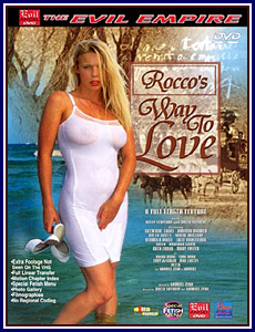 Rocco's Way To Love Porn DVD