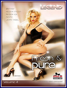 Fresh and Pure 4 Porn DVD