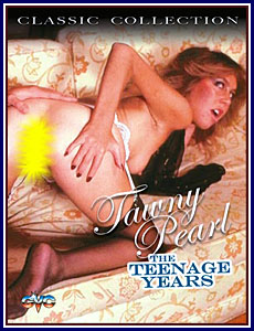 Tawny Pearl The Teenage Years Porn DVD