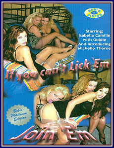 If You Can't Lick 'Em...Join 'Em Porn DVD