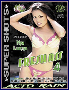 Fresh Ass 4 Porn DVD