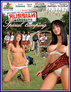 Russian Institute Lesson 9 Porn DVD