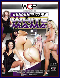Ah Shit White Mama 5 Porn DVD