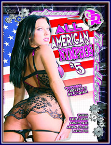 All American Nymphos 5 Porn DVD