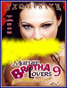 Mature Brotha Lovers 9 Porn DVD