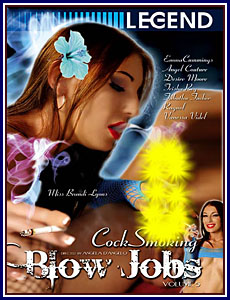 Cock Smokin Blowjobs 5 Porn DVD