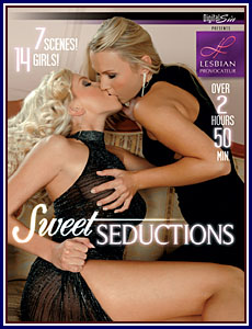 Sweet Seductions Porn DVD