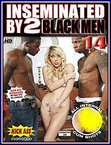 Inseminated By 2 Black Men 14 Porn DVD