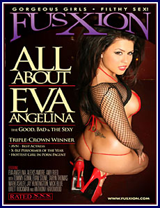 All About Eva Angelina Porn DVD