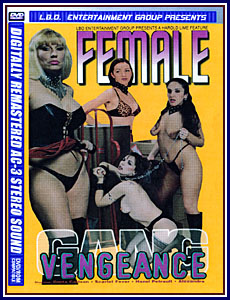Female Gang Vengeance Porn DVD