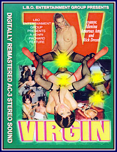 TV Virgin Porn DVD