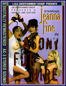 Agony For Hire Porn DVD