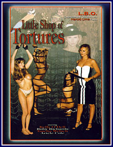 Little Shop Of Tortures Porn DVD