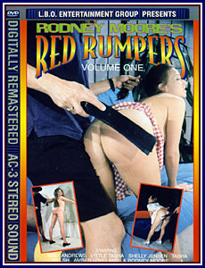 Red Rumpers Porn DVD