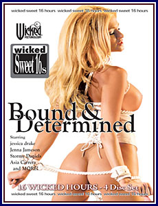 Bound and Determined Porn DVD