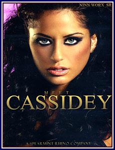 Meet Cassidey Porn DVD