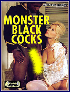 Monster Black Cocks Porn DVD