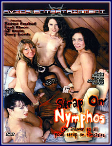 Strap On Nymphos Porn DVD