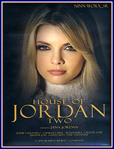 House of Jordan 2 Porn DVD