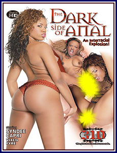 Dark Side of Anal Porn DVD