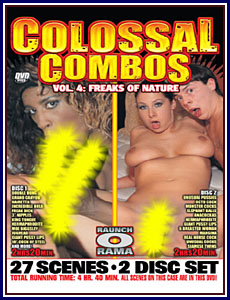 colossal combos movie porn COLOSSAL COMBOS #41 (Compilation Videos).
