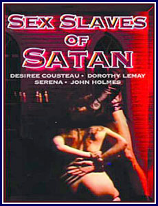 Sex Slaves of Satan Porn DVD
