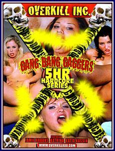 Gang Bang Gaggers Porn DVD