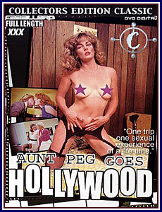 Aunt Peg Goes Hollywood Porn DVD