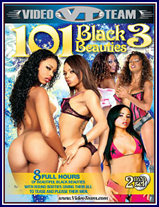 101 Black Beauties 3 Porn DVD