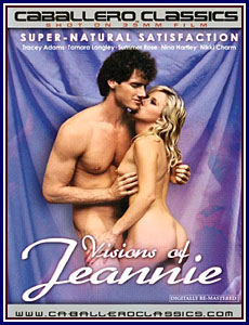 Visions of Jeannie Porn DVD