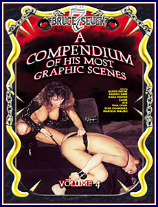 Compendium of His Most Graphic Scenes 4 Porn DVD