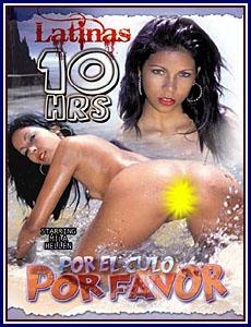 Por El Culo Por Favor Porn DVD