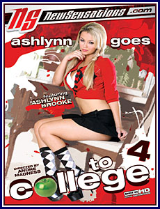 Ashlynn Goes To College 4 Porn DVD