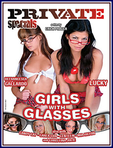 Private Specials Girls With Glasses Porn DVD