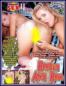 Straight Sex - Hardly Any Hair Porn DVD