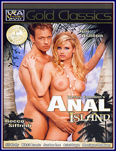 Anal Island Porn DVD