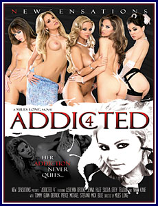 Addicted 4 Porn DVD