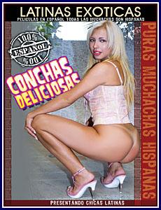 Latinas Exoticas Conchas Deliciosas Porn DVD