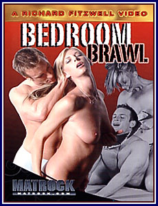 Bedroom Brawl Porn DVD