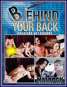 Behind Your Back Porn DVD