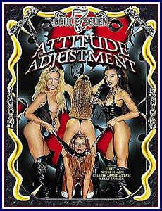 Attitude Adjustment Porn DVD