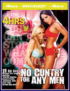 No Cuntry For Any Men Porn DVD